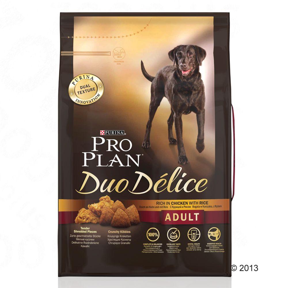 Purina Pro Plan Duo Délice, kurczak z ryżem - 10 kg