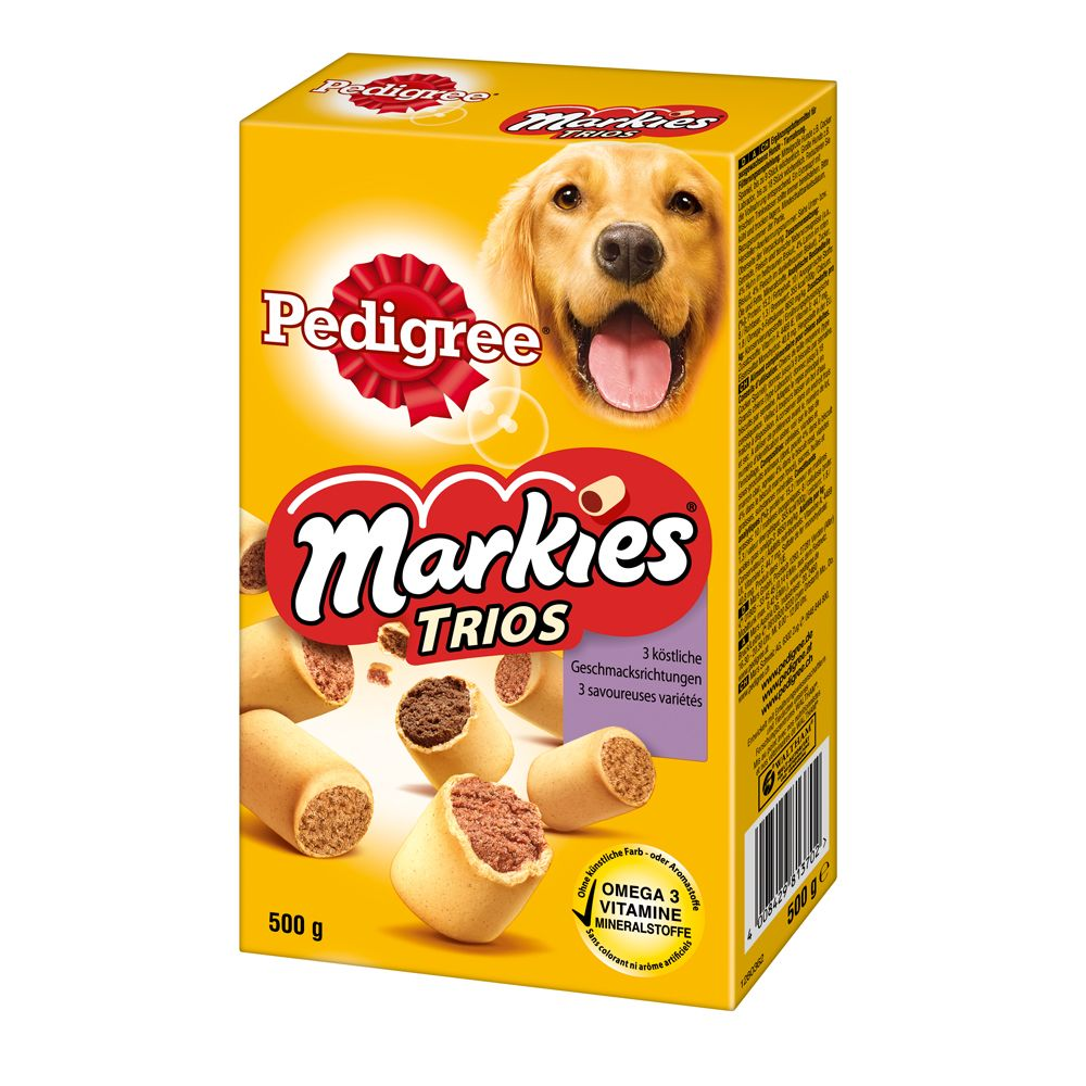 500g Pedigree Markies Dog Treats