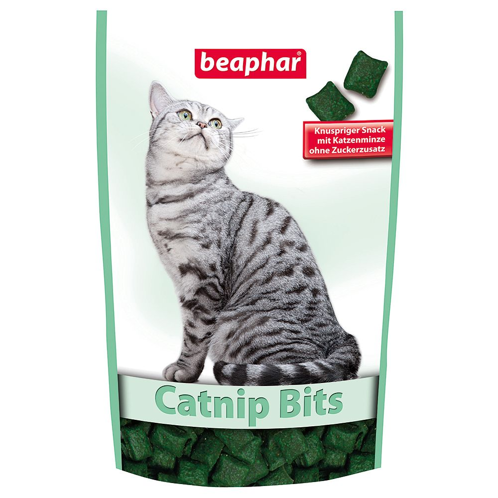 Beaphar Catnip Bits Cat Treats