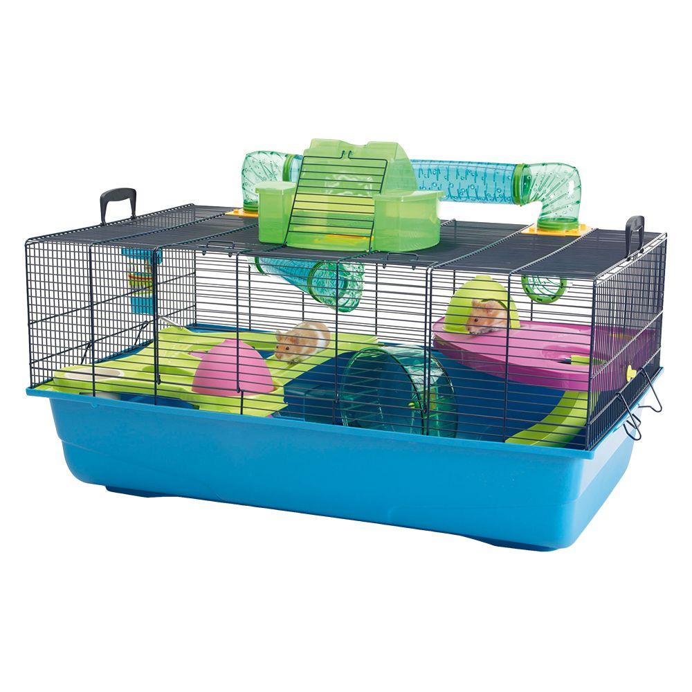 Savic Hamster Heaven Metro Cage - 80 x 50 x 50 cm (L x W x H)