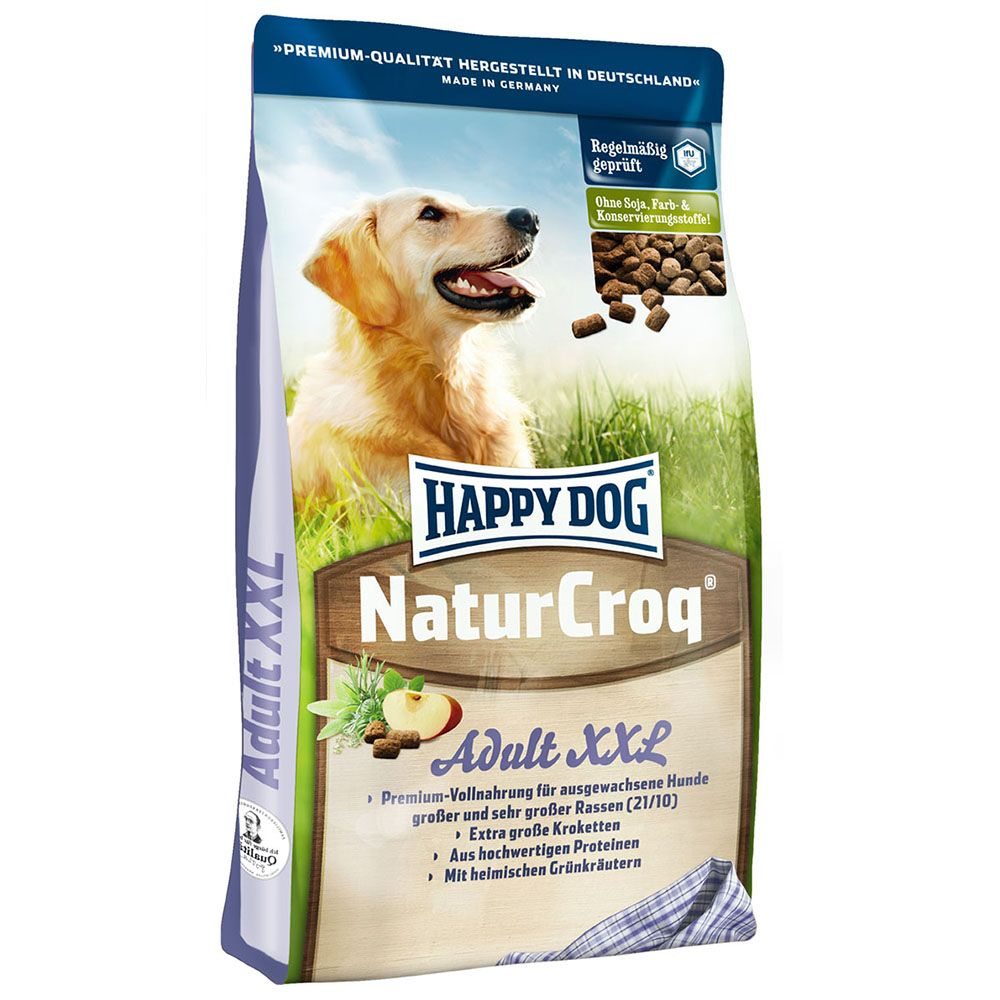 Happy Dog NaturCroq XXL -