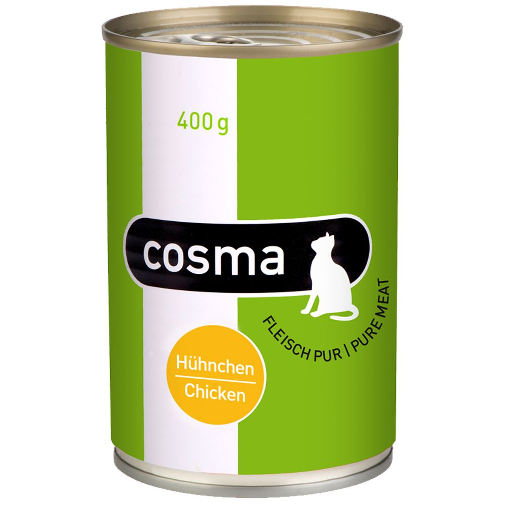 Cosma Original in Jelly Saver Pack 12 x 400g - Tuna