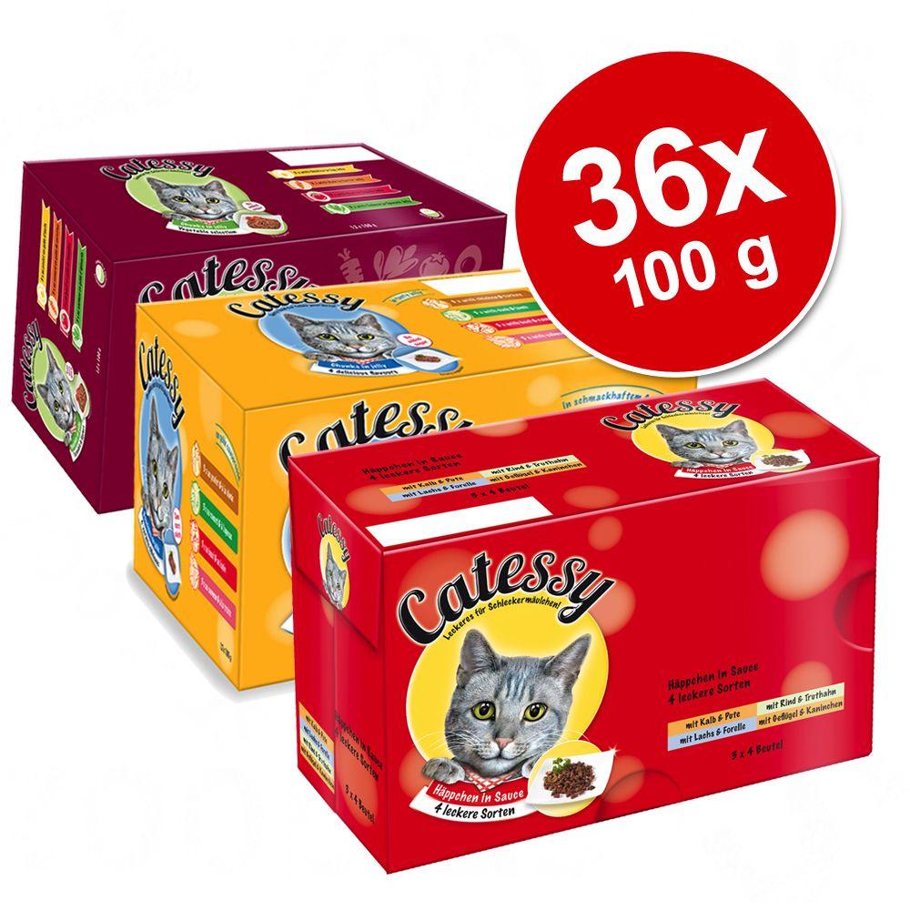 Pakiet mieszany: Catessy