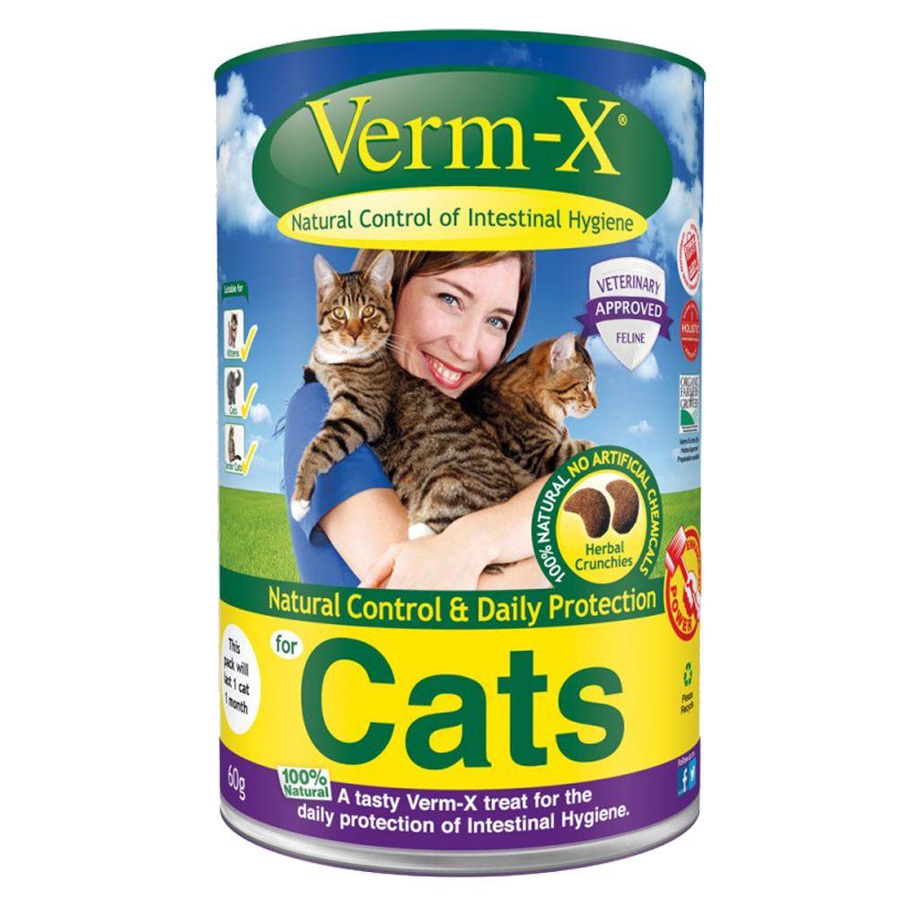 Verm-X godis för katter - 60 g