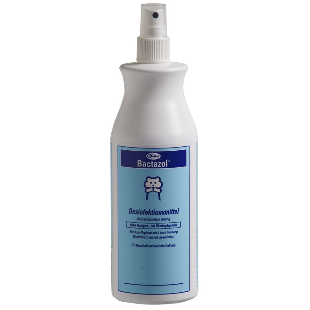 Quiko Bactazol Desinfektionsmittel - Doppelpack...