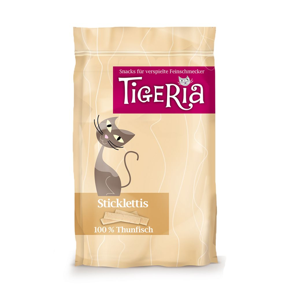 Tigeria Sticklettis Cat Sticks 50g