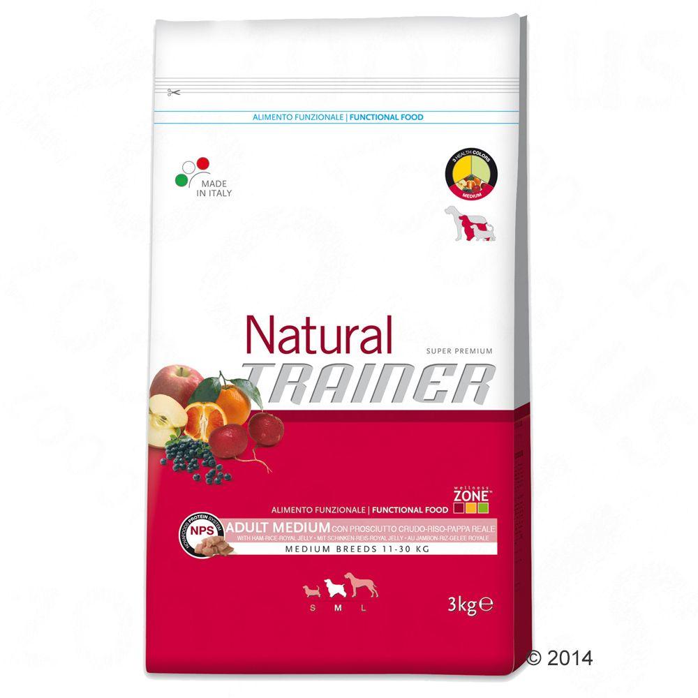 Trainer Natural Adult Med