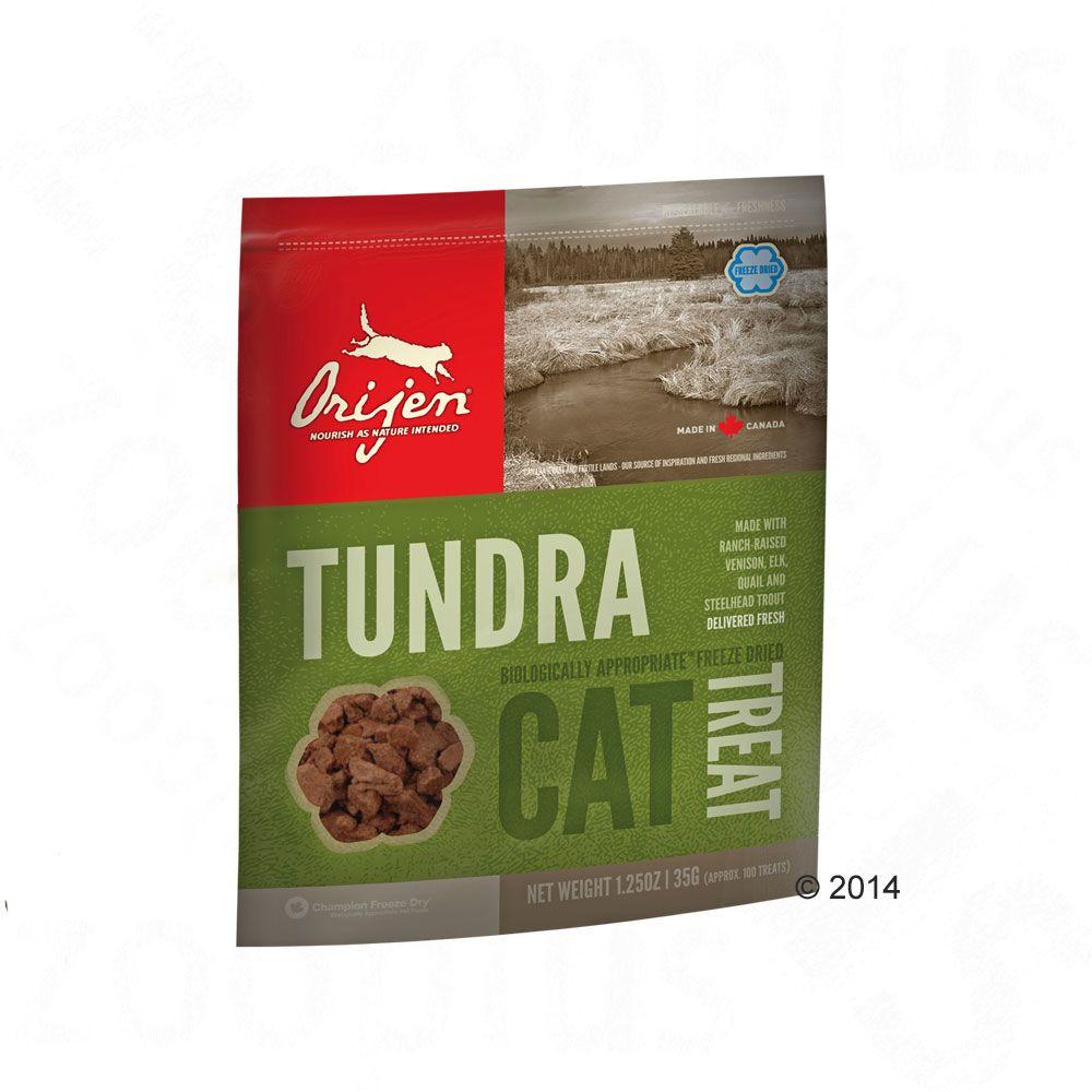 Orijen Tundra Cat Snacks - 35g