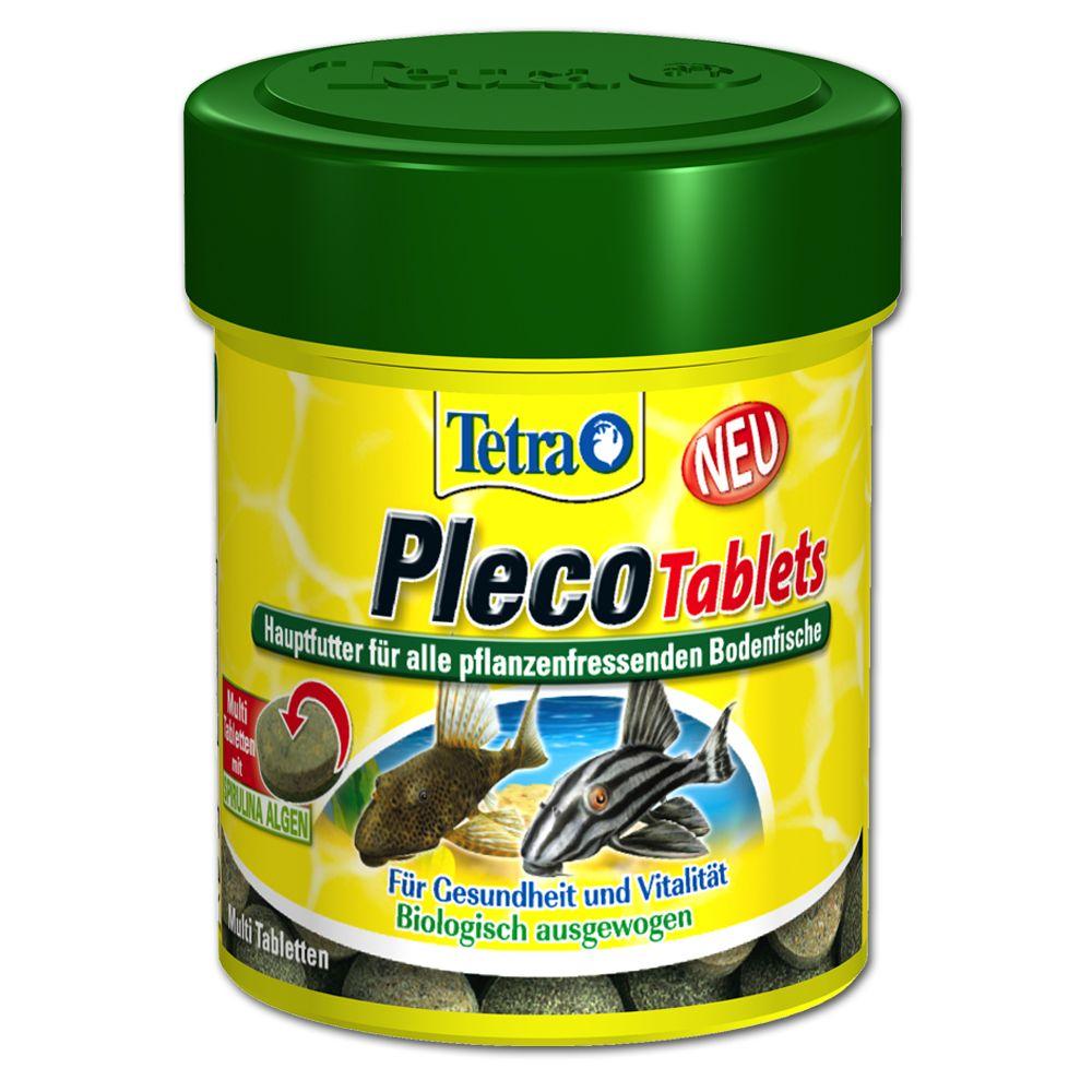 Tetra PlecoMin Pokarm w tabletkach - 275 tabletek