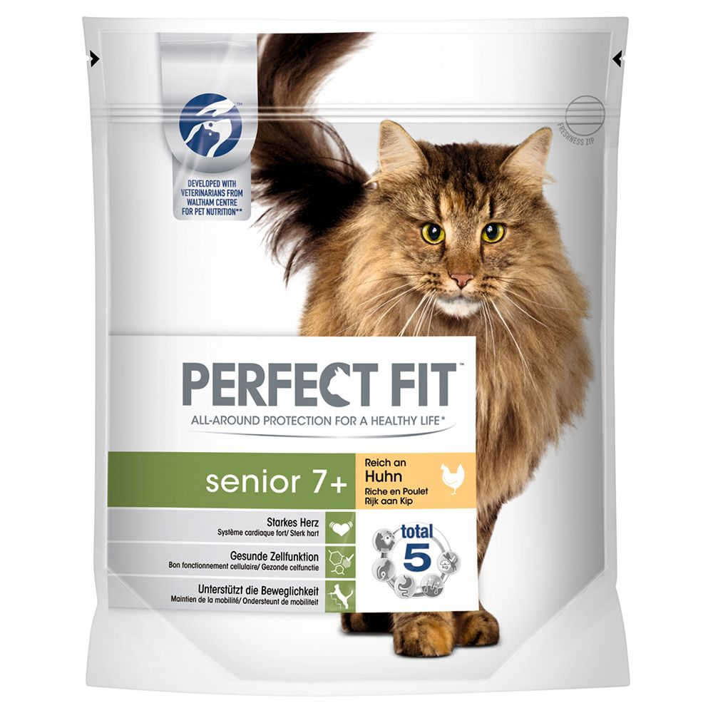 Perfect Fit Senior 7+ Rich in Chicken - 750g