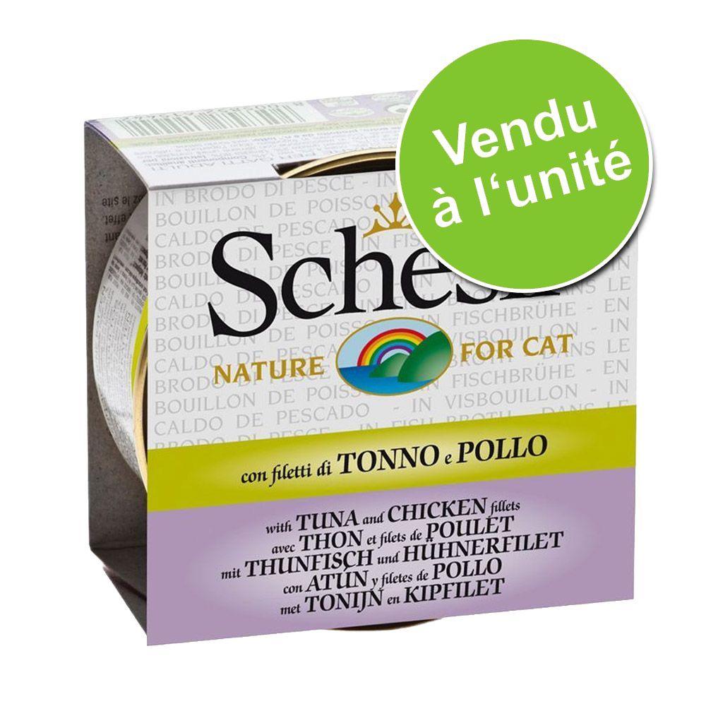 85g thon petits anchois - Sachets et Boîtes pour Chat