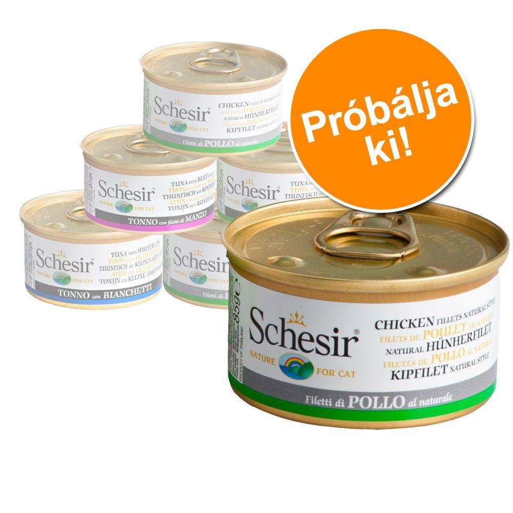 schesir-probacsomag-6-x-70-g-75-g-85-g-aszpik-mix-6-x-85-g