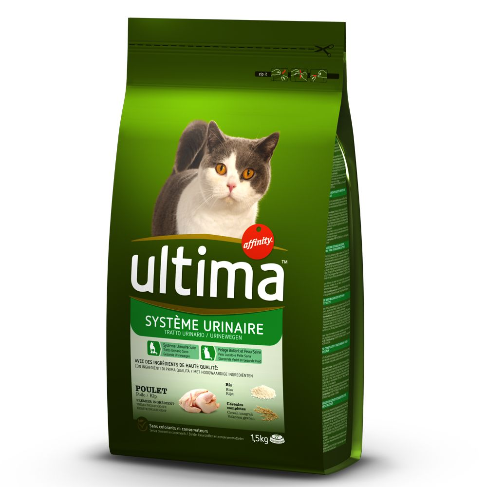 Bilde av Ultima Cat Urinary Tract - 7,5 Kg