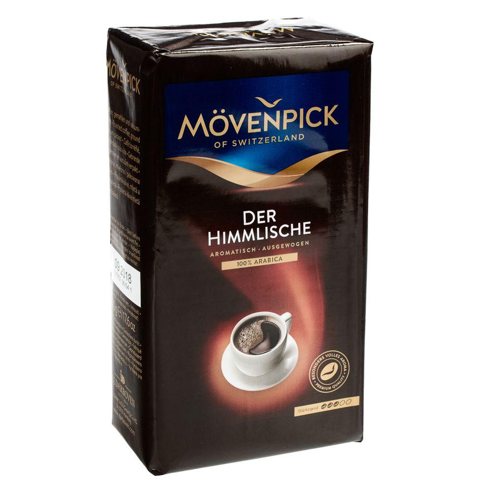 Purina Schöller 500 g Mövenpick Der Himmlische Kaffee gemahlen
