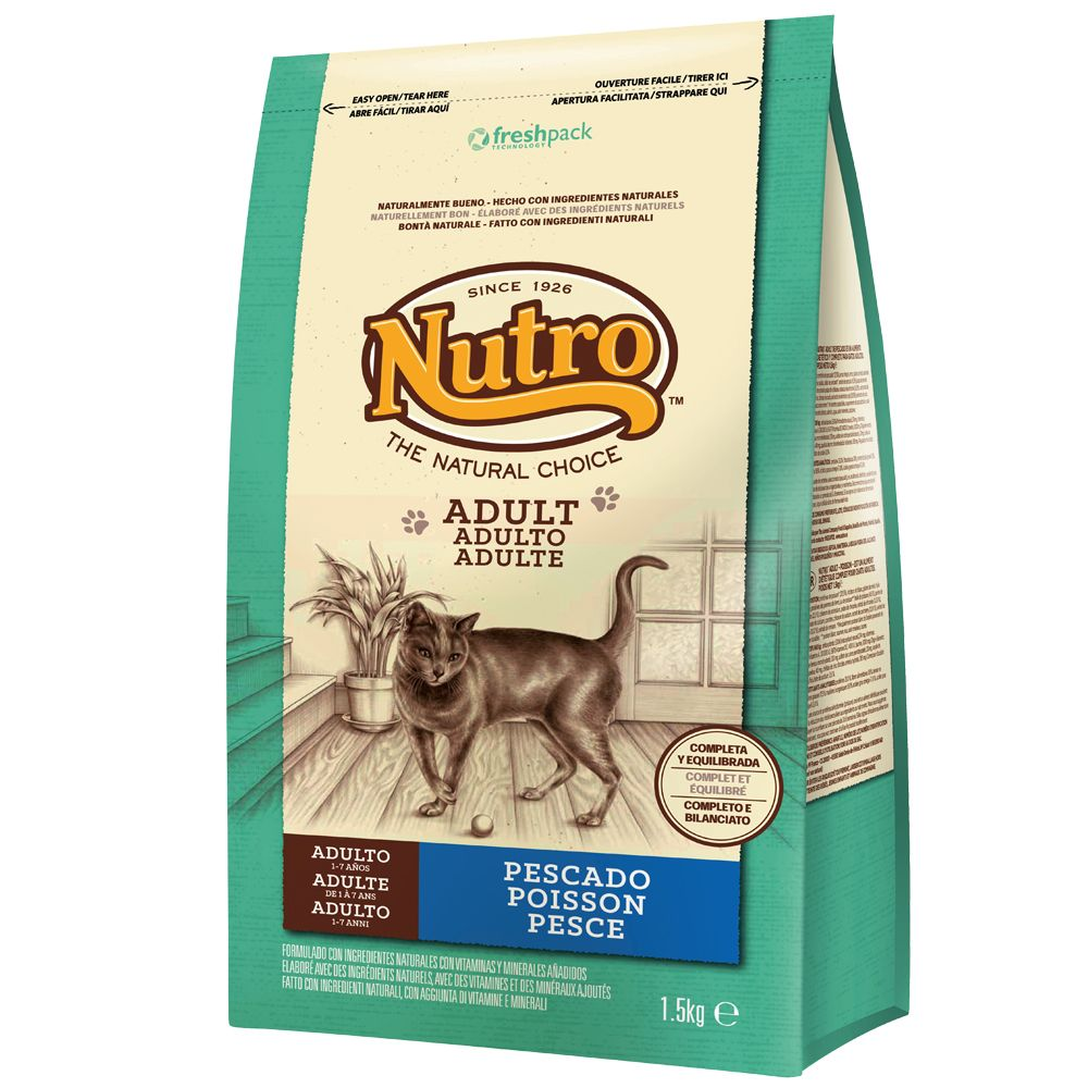 Nutro Natural Choice Adult Fish - 1,5 kg