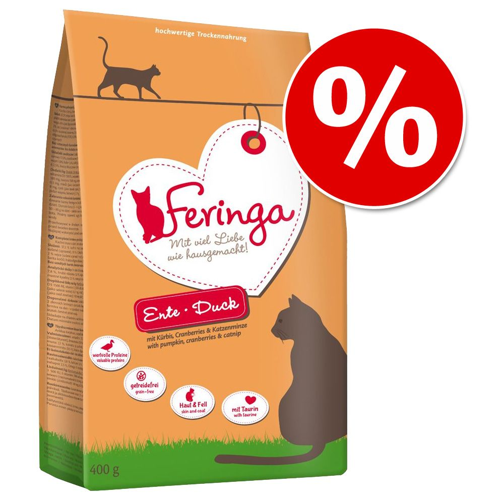 6 kg Feringa karma sucha w niskiej cenie! - Kaczka