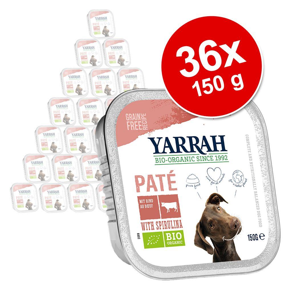 Sparpaket Yarrah Bio Schalen 36 x 150 g - Truth...