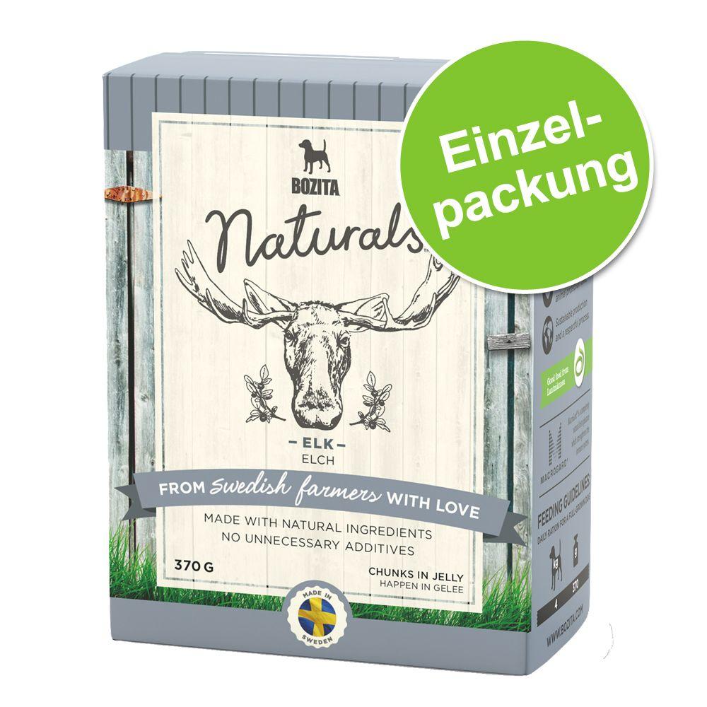 Bozita Naturals Häppchen in Gelee 1 x 370 g - Hühnchen & Reis
