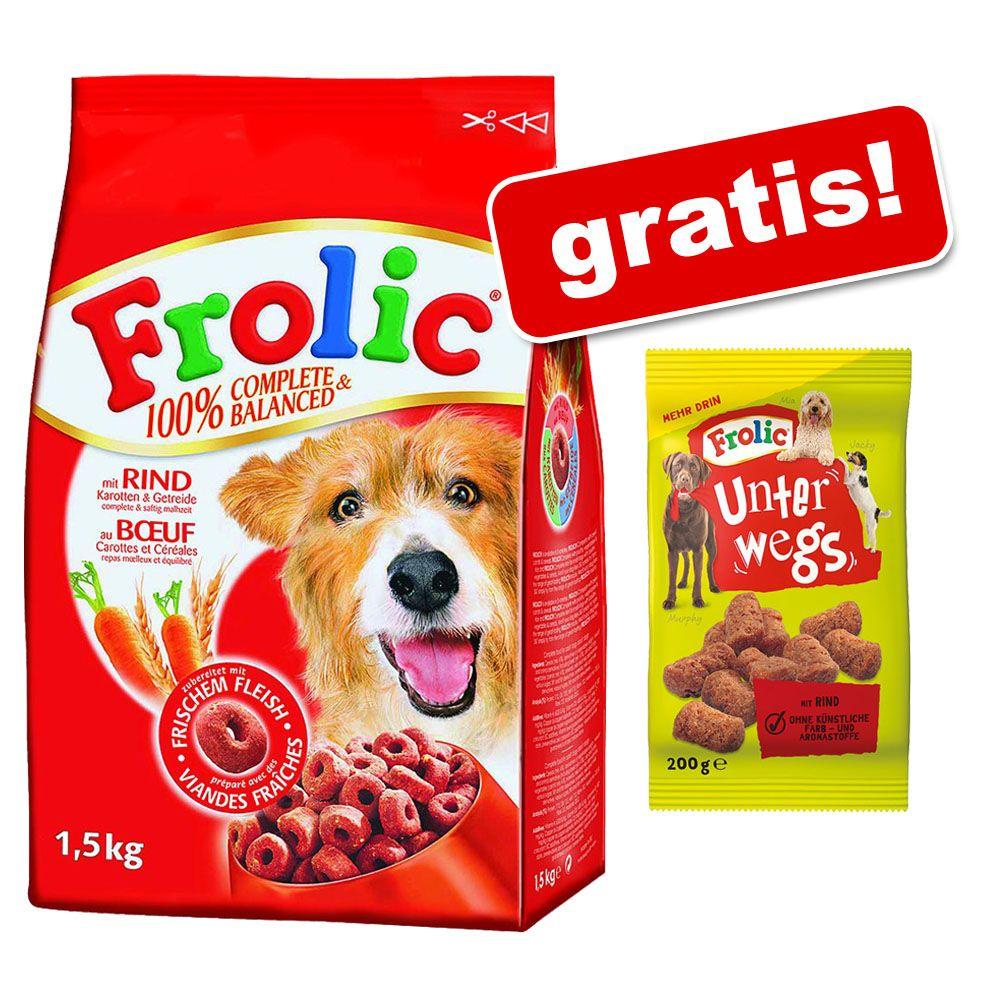 7,5 kg Frolic Complete +