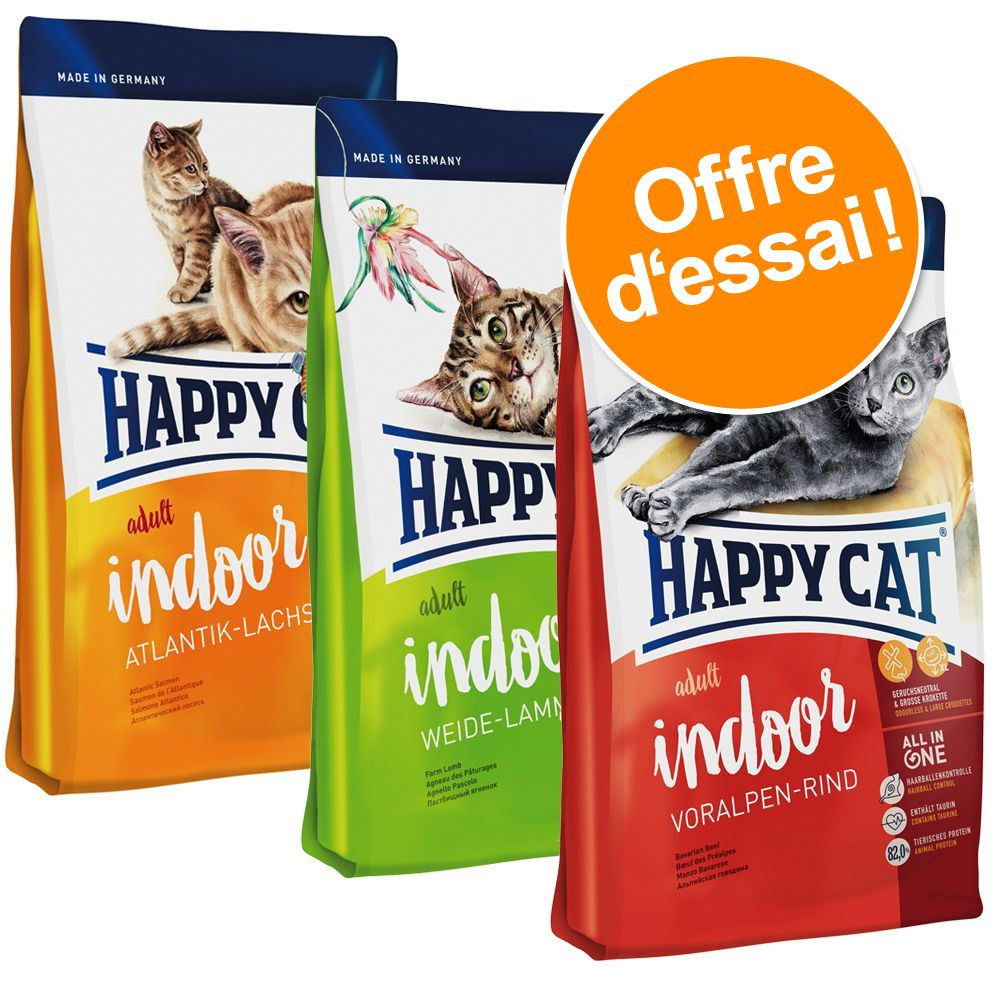 Chat Croquettes Happy Cat Happy Cat Indoor