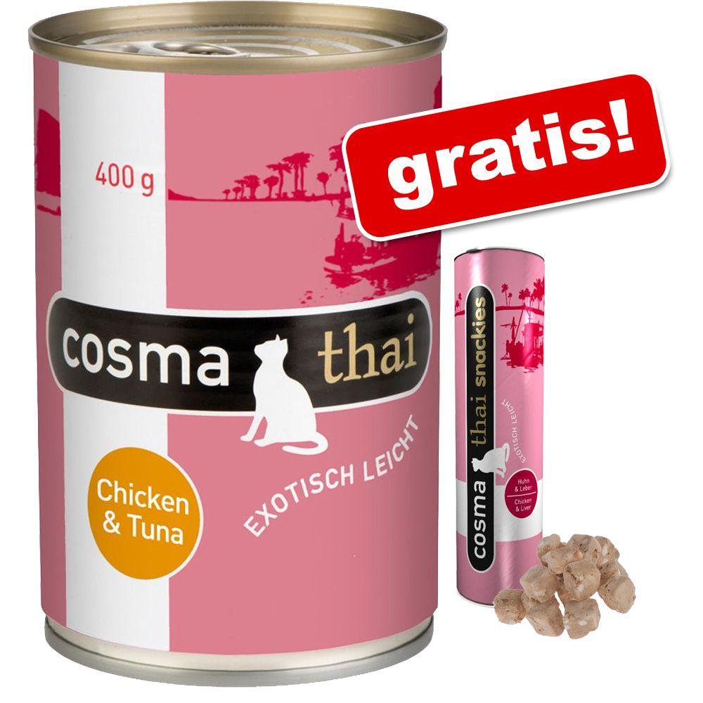 Cosma Thai, 12 x 400 g +