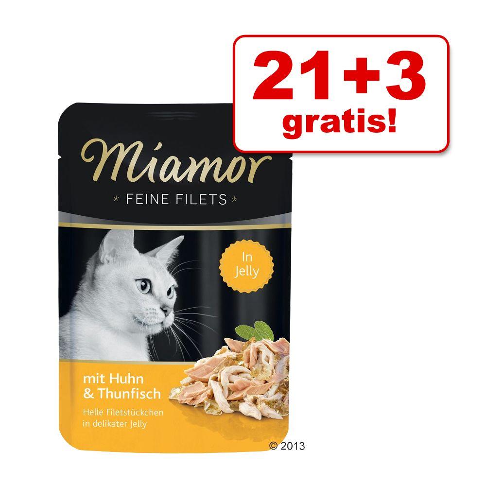 21 + 3 gratis! Miamor Fei
