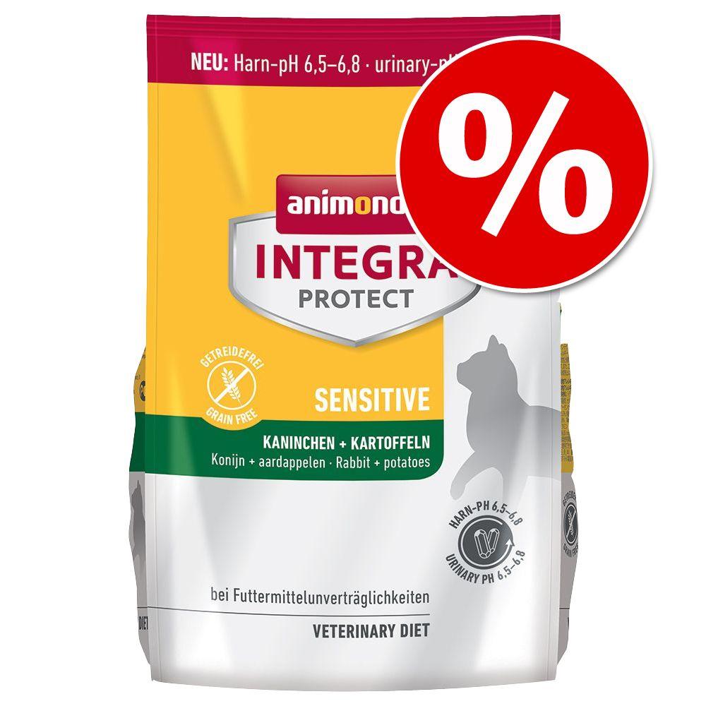 Sparpaket 3 x 1,2 kg Animonda Integra Protect Adult - Adult Harnsteine