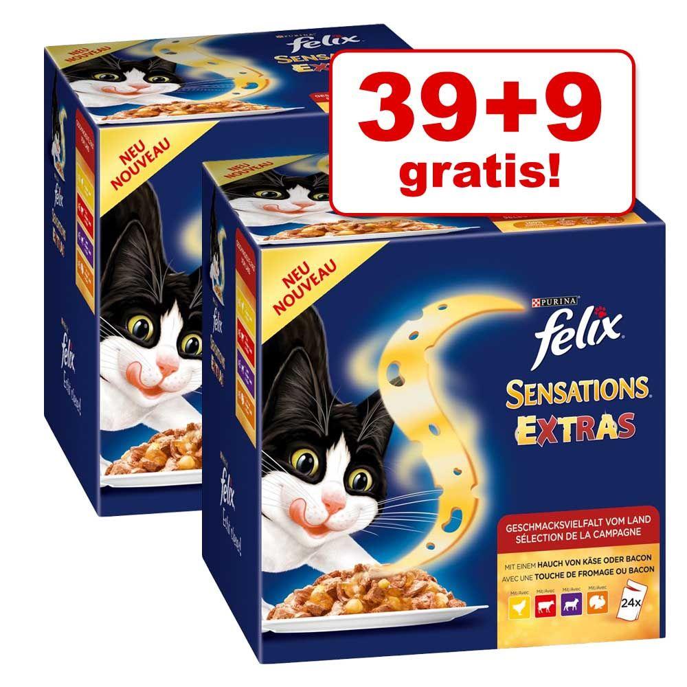 39 + 9 gratis! Felix Sens