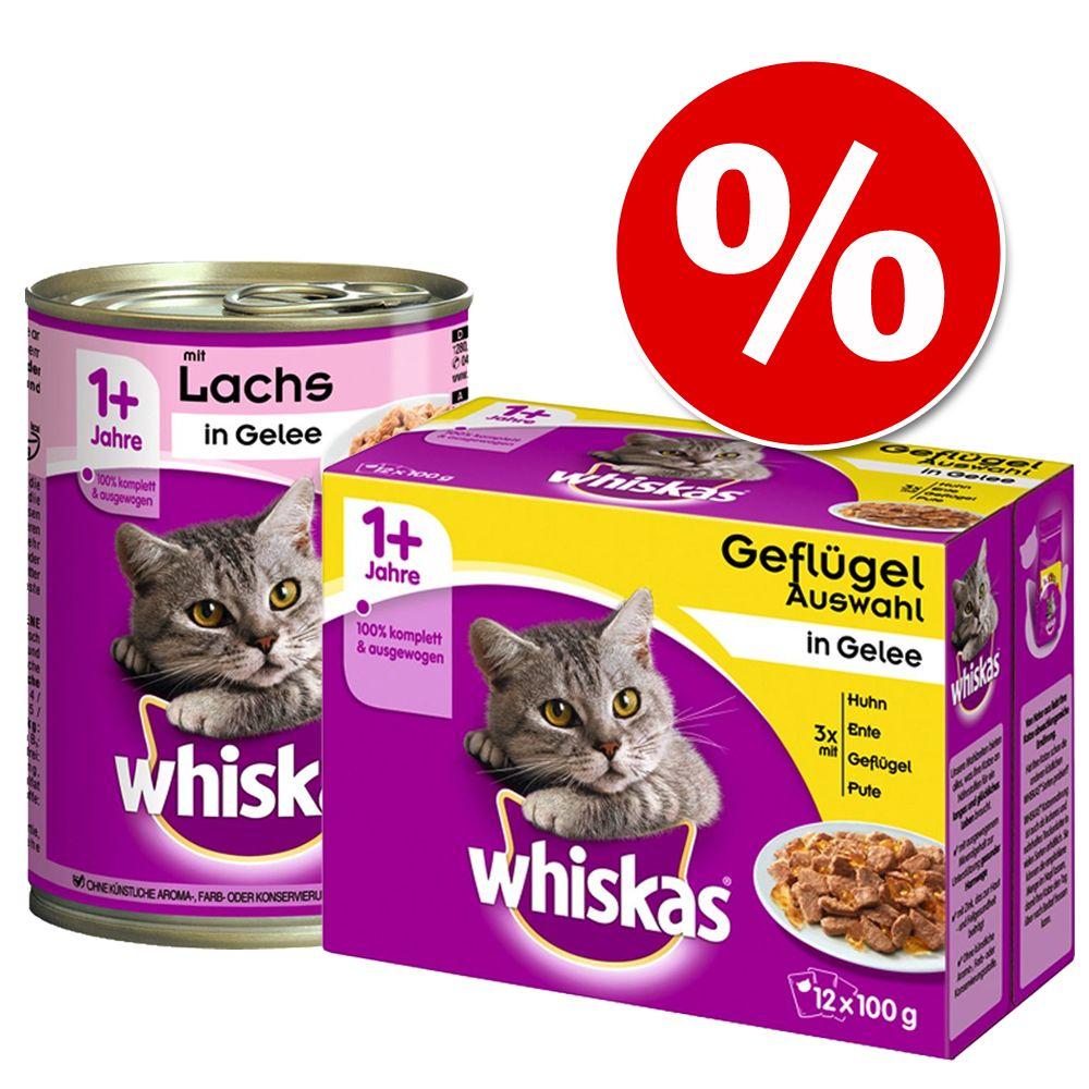 Pakiet mieszany Whiskas -