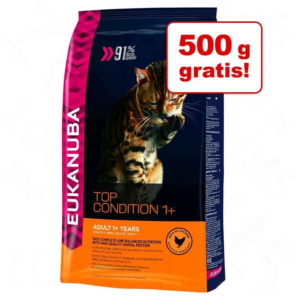 2,5 / 3,5 kg + 0,5 kg gratis! Eukanuba, 3kg / 4 kg - Sterilised / Weight Control Adult, 3 kg