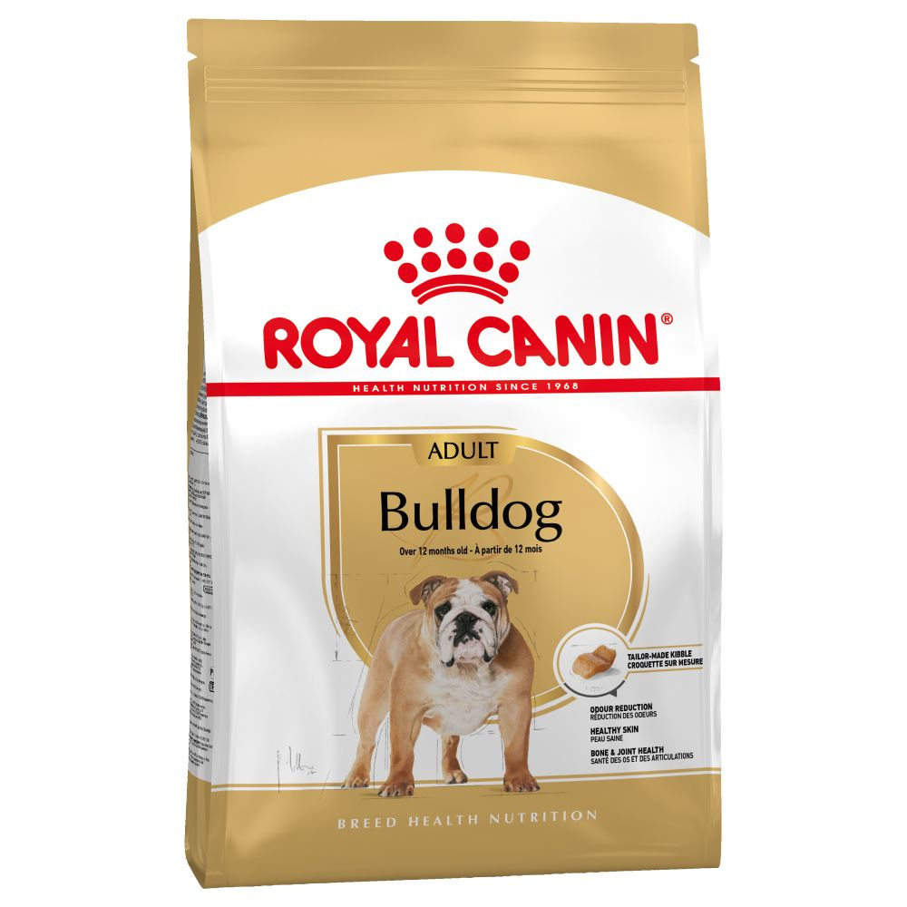 Bulldog Adult Royal Canin Dry Dog Food