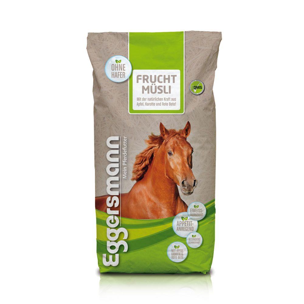 20kg Muesli aux fruits Eggersmann pour cheval