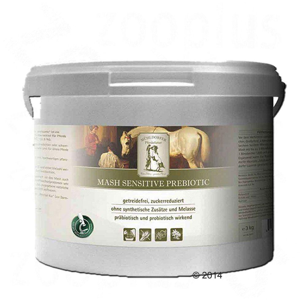 Mühldorfer Mash Sensitive prebiotic – Ekonomipack: 2 x 3 kg