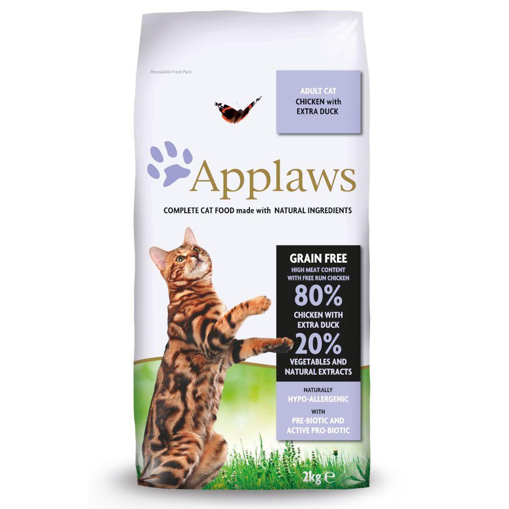 Applaws Adult Huhn & Ente - 2 kg