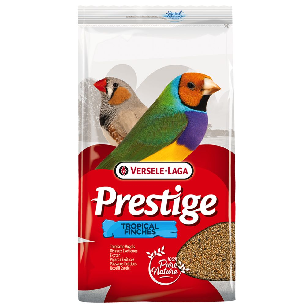 Versele-Laga Premium Mixed Bird Feed - Prestige Tropical Finches
