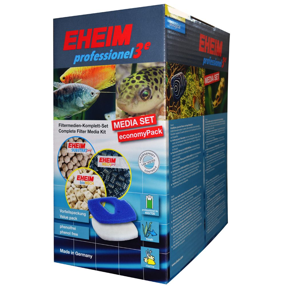 Eheim Filter Media Kit for professionel 3e 450, 700 & 600T