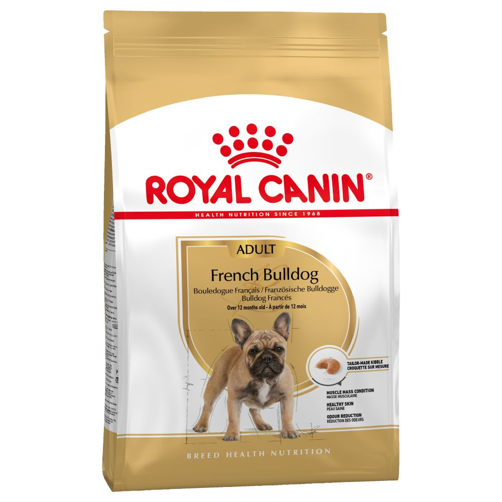 French Bulldog Royal Canin Adult Dry Dog Food
