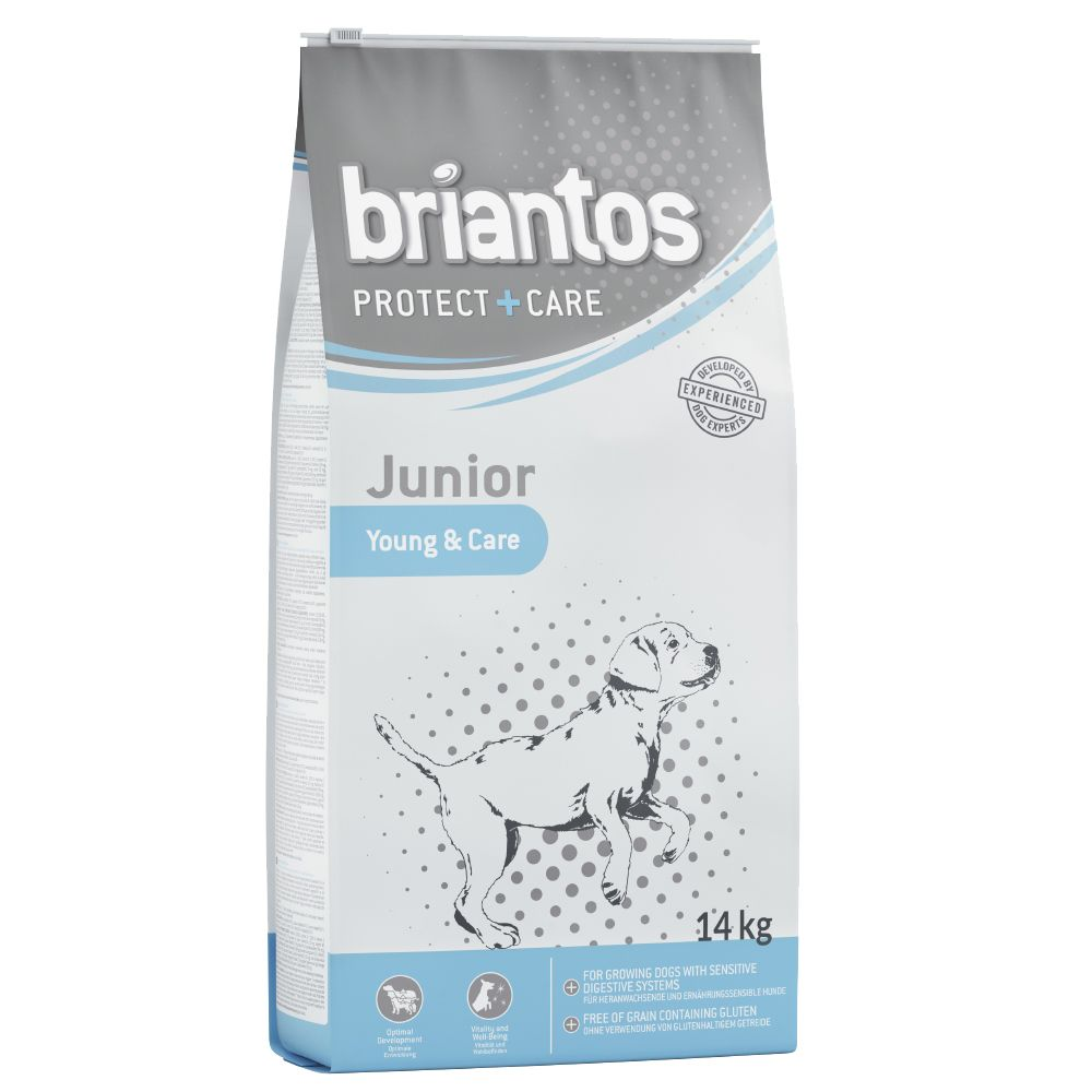 Image of Briantos Junior Young & Care - Single Protein - 14 kg
