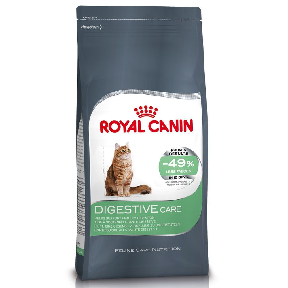 Royal Canin Digestive Care is a premium, balanced and complete food for adult cats that promotes healthy digestion. Many cats suffer from poor digestive health, bu...