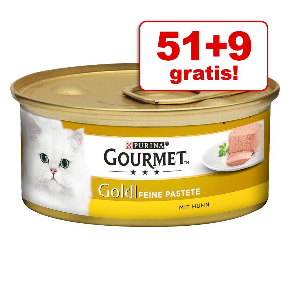 51 + 9 gratis! Gourmet Go