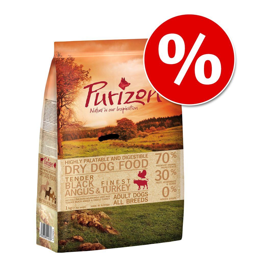 2 kg Purizon Hundetrockennahrung zum Sonderprei...
