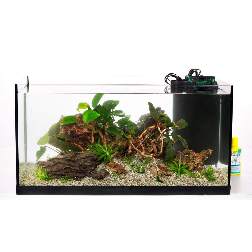 Tetra Aquarium Komplett-Set Drachenstein - Drac...