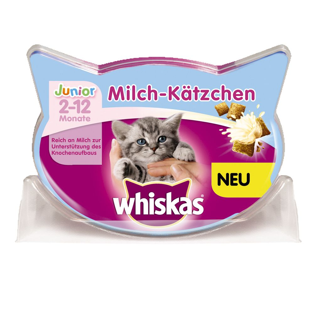 Whiskas Milk Kitten Treats - 55g