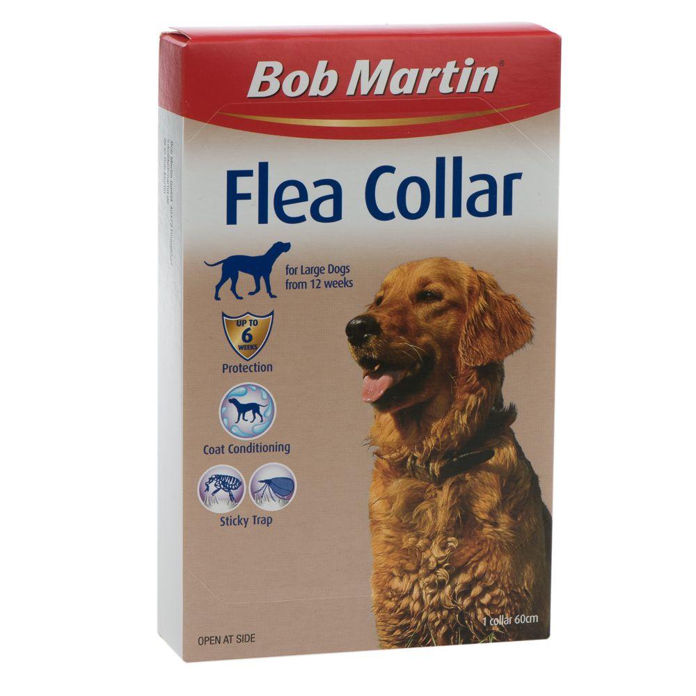 Bob Martin obroża przeciw insektom dla psów - Dla małych psów i kotów, dł. 35 cm, 3 szt.