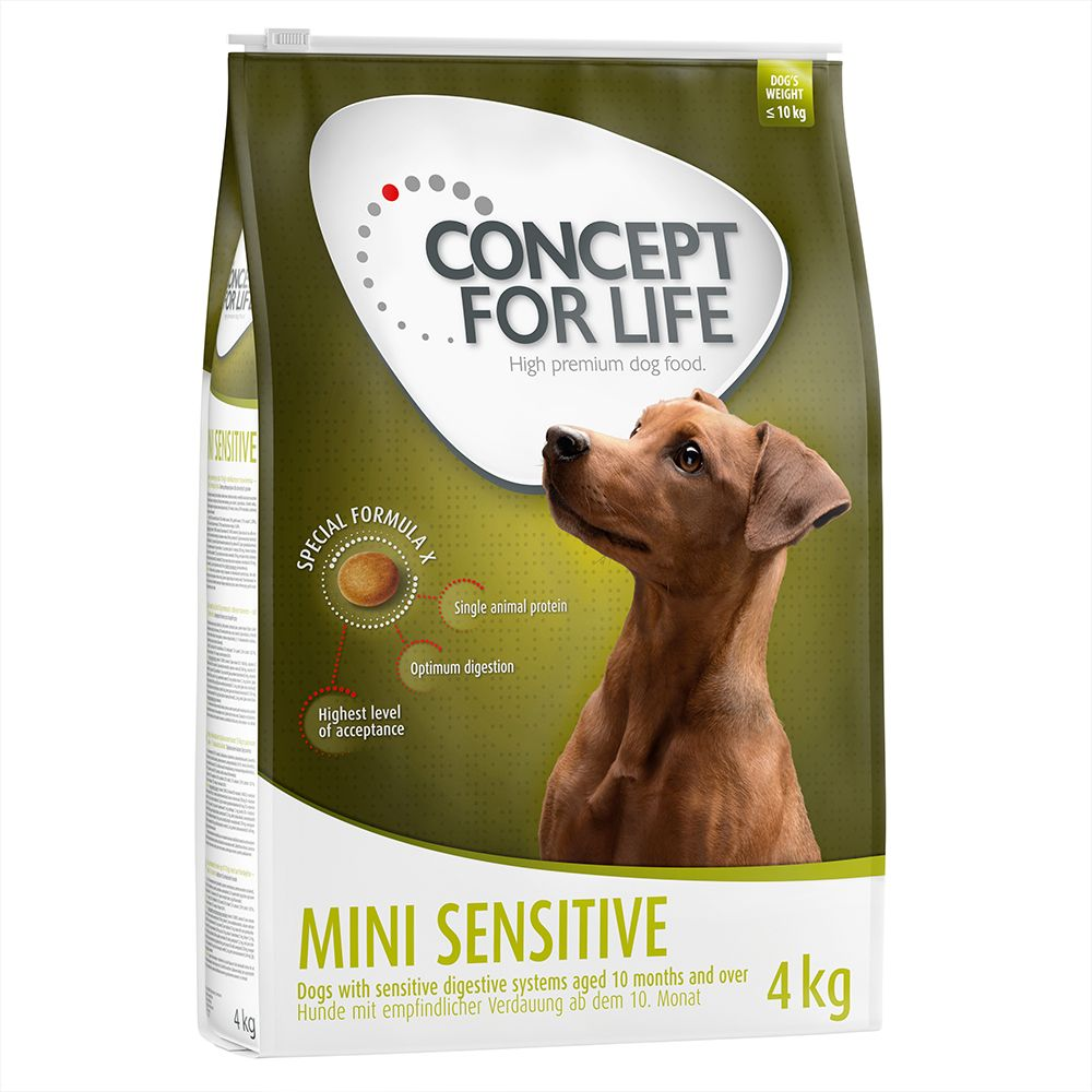 Chien Croquettes ★ Concept for Life Concept for Life Mini