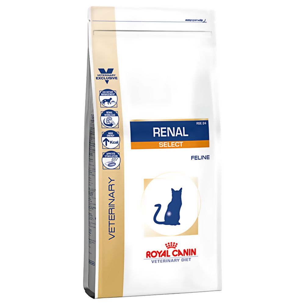 Royal Canin Veterinary Diet Renal Select RSE 24 Dry Cat Food