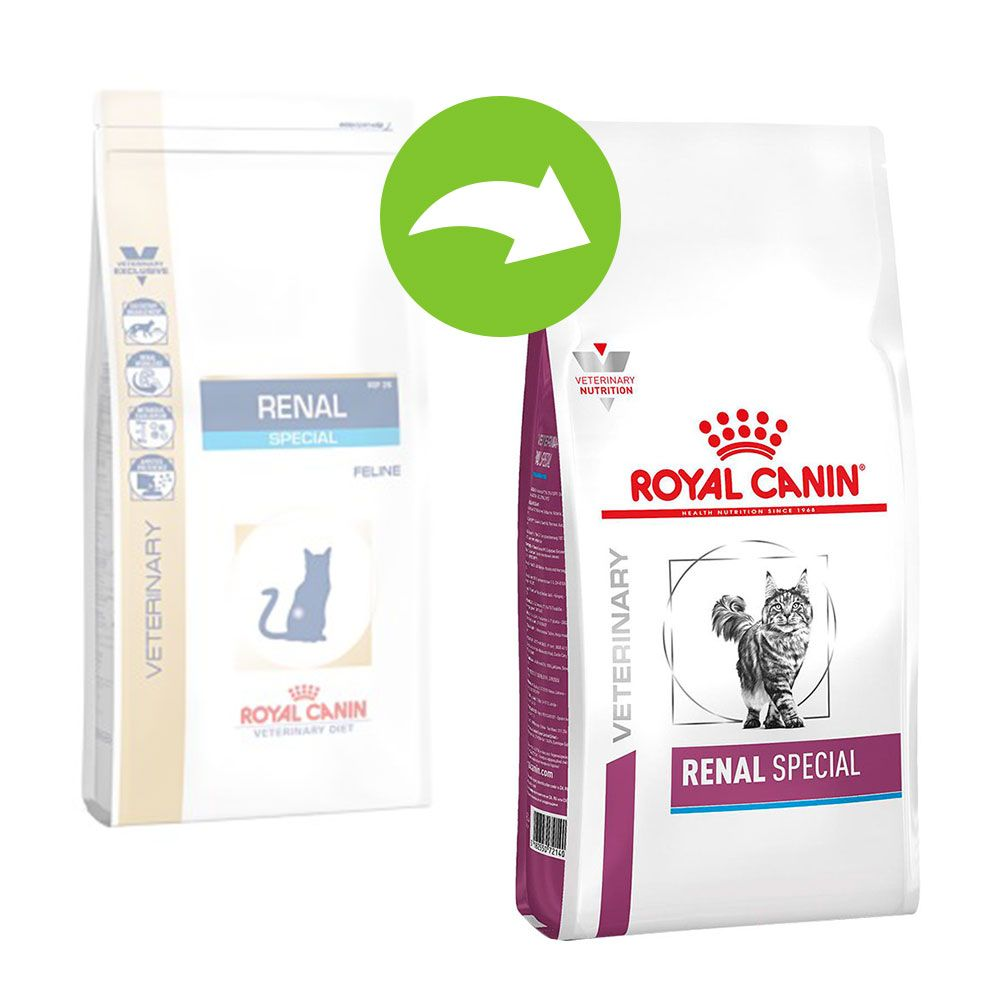 Royal Canin Veterinary Diet Feline Renal Special - 2 kg
