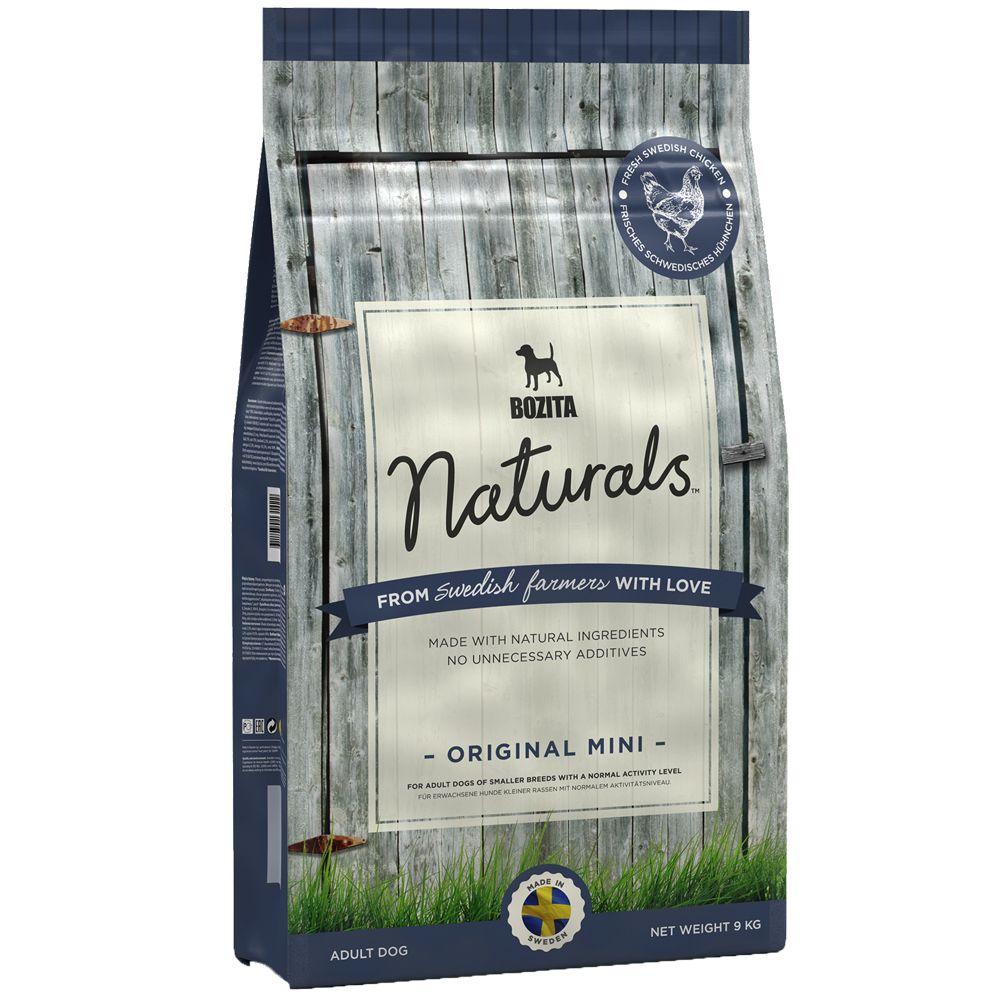 Bozita Naturals Original Mini - 9kg