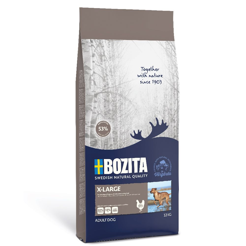 Bozita X-Large Dry Dog Food