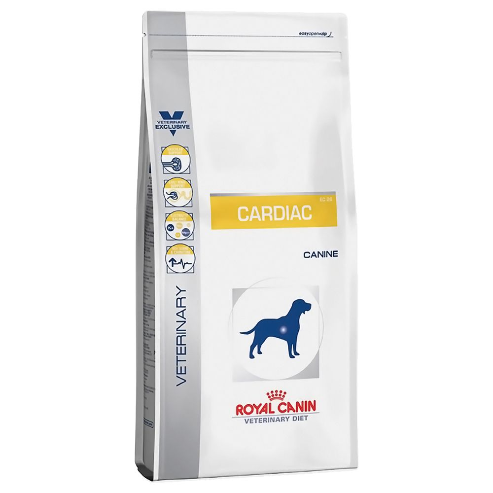 Royal Canin Cardiac - Veterinary Diet - Ekonomipack: 2 x 14 kg